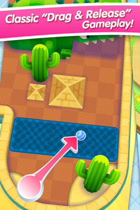 Mini Golf Matchup Screenshot 3